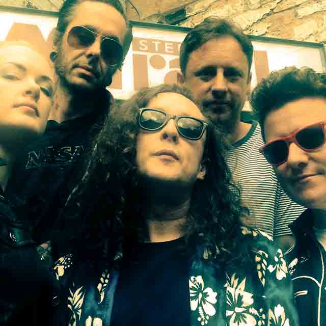 The Wonder Stuff Acoustic